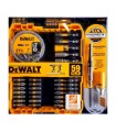 Dewalt Maxfit Screwdriving Set (59-Piece)